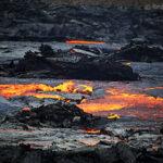 fresh lava